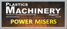 Electrex featured in the January issue of Plastics Machinery Magazine - USA