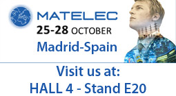Electrex: Visit us at  Matelec 2016 - Madrid - Spain