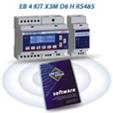 PFE865-00  EB 4 KIT X3M D6 H RS232