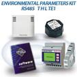 PKA0010-00 NET ENVIRONMENTAL PARAMETERS KIT RS485 THL TE1