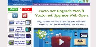Yocto Net WEB and WEB Open
