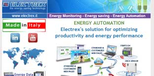 ENERGY AUTOMATION Electrex's solution for optimizing productivity and energy performance