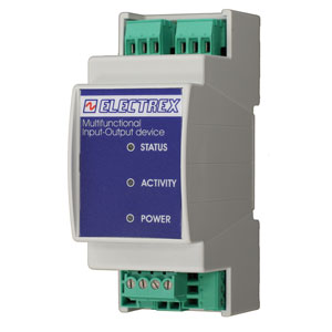 PFAB201-R5Q RS485 MODULE D2 24VDC 4AI 2DI 2DO