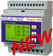 PFA64B1-02  FEMTO D4 DC HALL RS485 230-240V