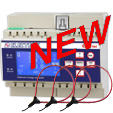 PFNE6-F1709-0M0  EXA F RJ45 D6 85÷265V ENERGY ANALYZER & DATA MANAGER