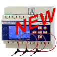 PFNK6-FQ519-121  KILO F NET D6 PQ WEB 85÷265V 1DI 2DO ENERGY ANALYZER & WEB DATA MANAGER