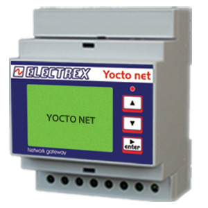 PFA94D4-96  YOCTO NET MASTER D4 15÷36V 2DI 2DO NETWORK BRIDGE