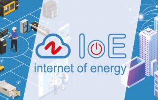 Electrex Internet of Energy (IoE) platform