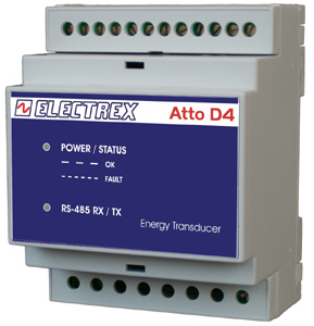 PFA7481-02  ATTO D4 DC 3I RS485 230-240V ENERGY ANALYZER