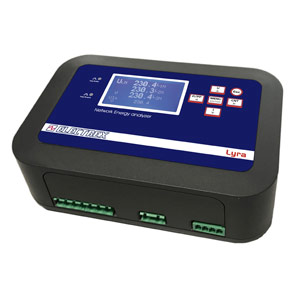 PFALT-EHA090-110 LYRA ECT NET WI-FI EDA H WEB LOG 8 85Ö265V ENERGY ANALYZER & WEB DATA MANAGER