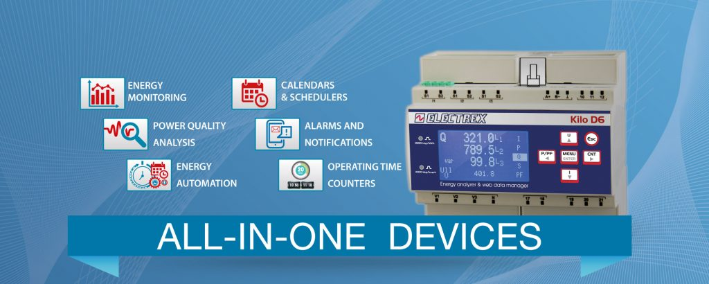 Kilo - All-In-One Devices