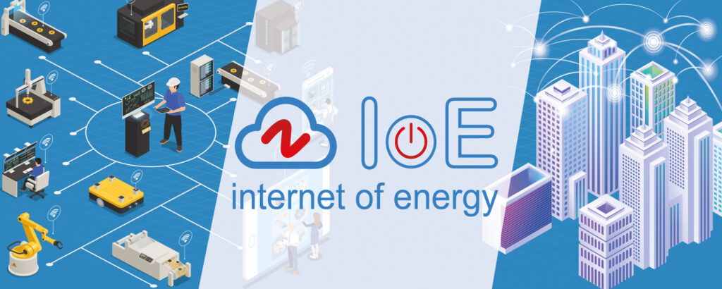 Electrex - IoE Internet of Energy